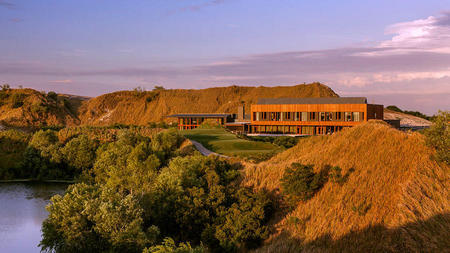 Streamsong Resort Clubhouse