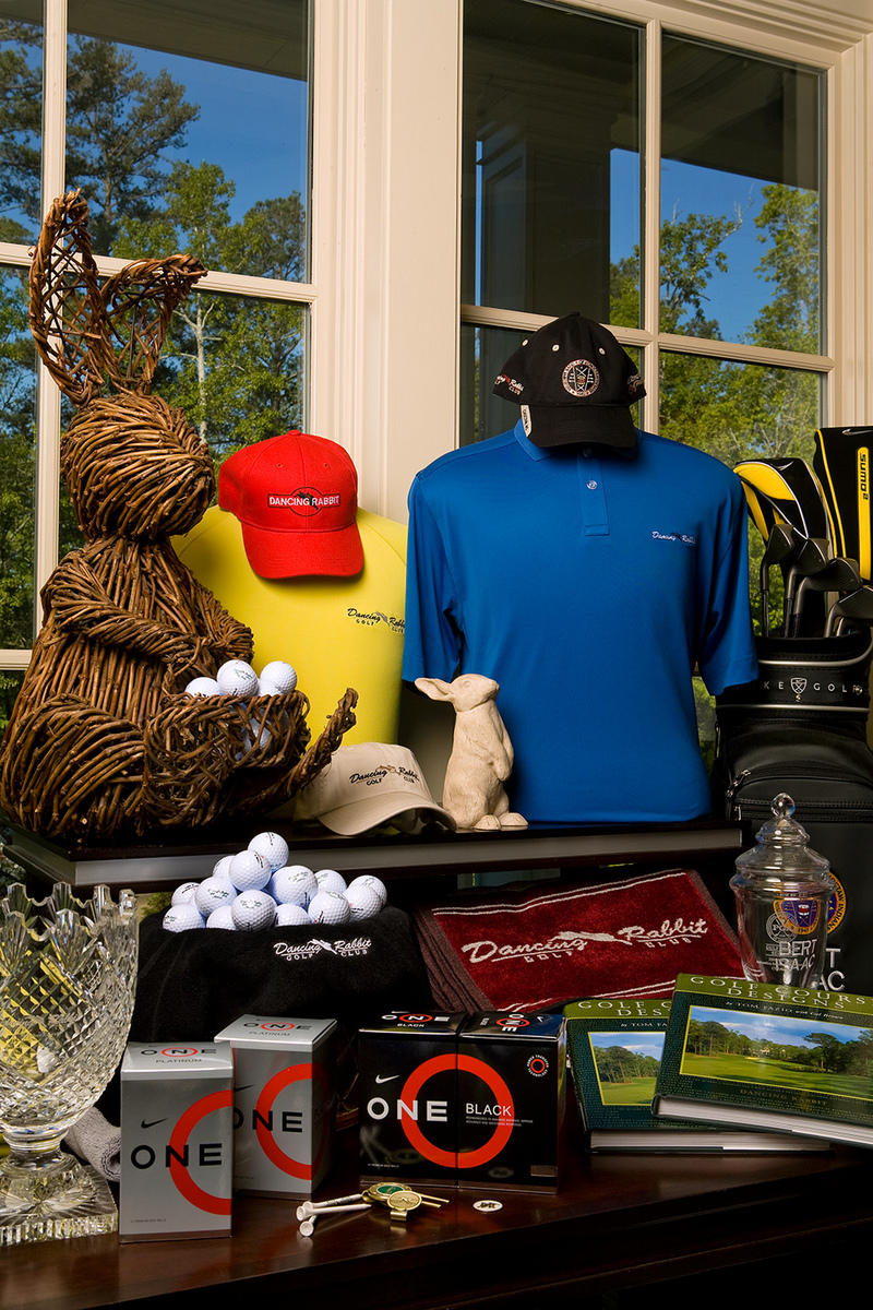 Dancing Rabbit Pro Shop