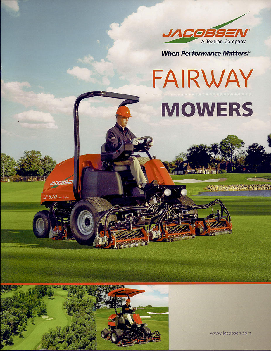Jacobsen Mowers