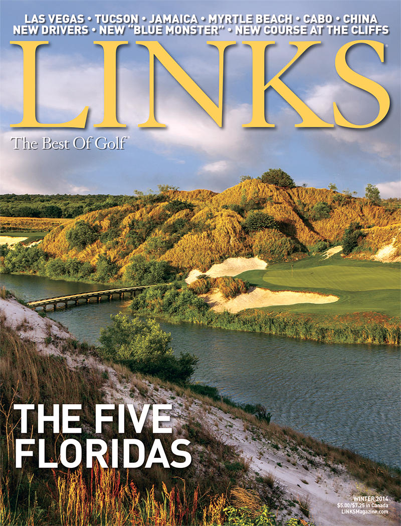 Links Magazine/Streamsong Resort