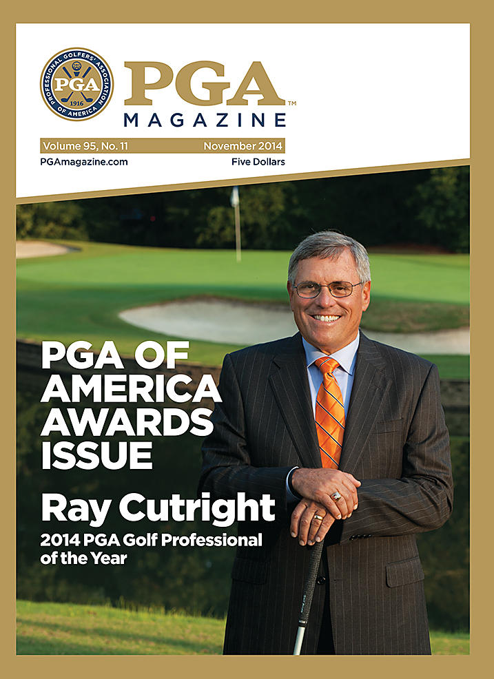 PGA Magazine/Ray Cutright
