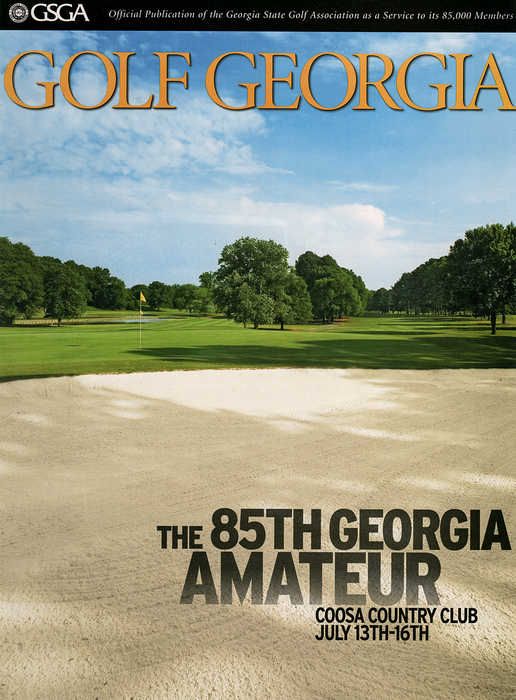 Golf Georgia Coosa Country Club