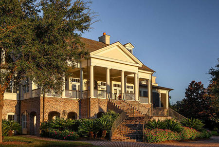 Colleton River Dye Clubhouse
