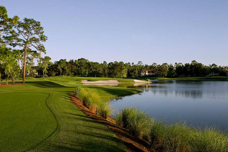 Lake Nona Golf Club No 4 Lake Nona, FL.