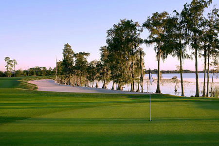 Lake Nona Golf Club No 18 Lake Nona, FL.