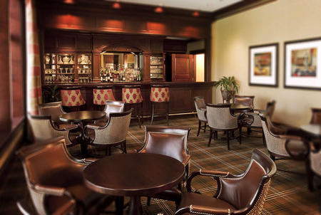 Ansley Golf Club Lounge, Atlanta, GA.