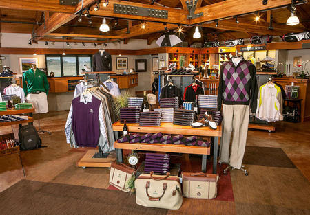 Bandon Dunes Golf Club Pro Shop, Bandon, OR.