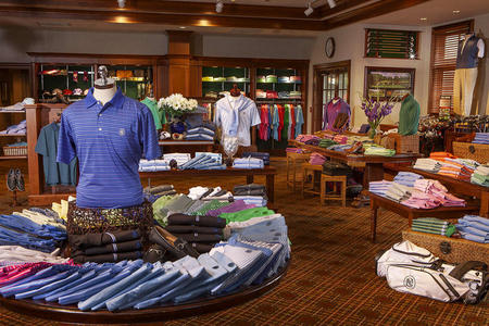 Cherokee Town and Country Club Pro Shop