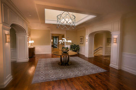 Tamarack Country Club Entry Hall