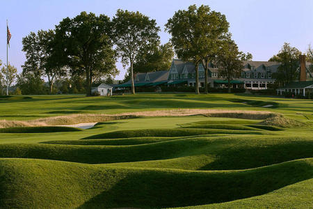 Oakmont Country Club No 14 Oakmont, PA.