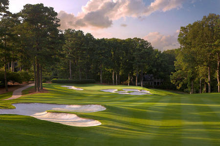 Cherokee Town & Country Club No 17 North Course Atlanta, GA.