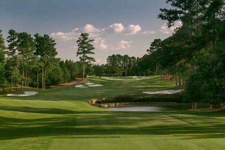 Cherokee Town & Country Club No 18 North Course Atlanta, GA.