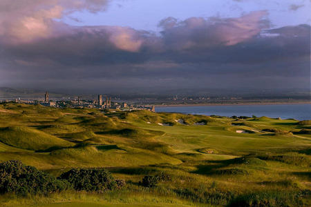 The Castle Course No 2 St. Andrews, Fife, Scotland
