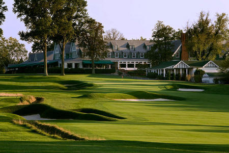 Oakmont Country Club No 18 Oakmont, PA.