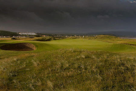 Turnberry Resort No 15 Ailsa Course Turnberry, Ayshire, Scotland