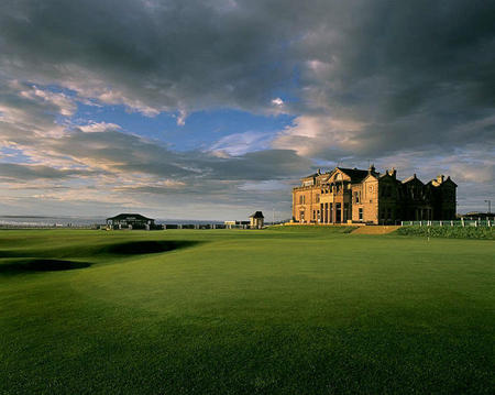 St. Andrews Links No 18 Old Course St. Andrews, Fife, Scotland