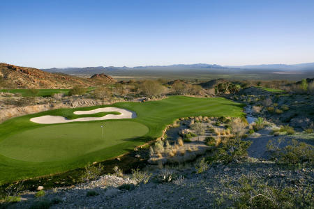 Cascata Golf Club No 12 Las Vegas, NV.