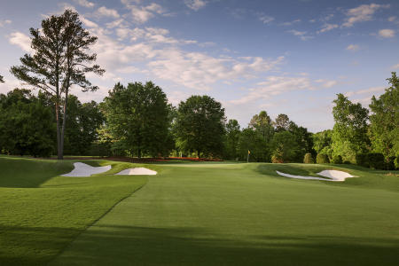 Capital Cities Club No 9 Crabapple Course Atlanta, GA.