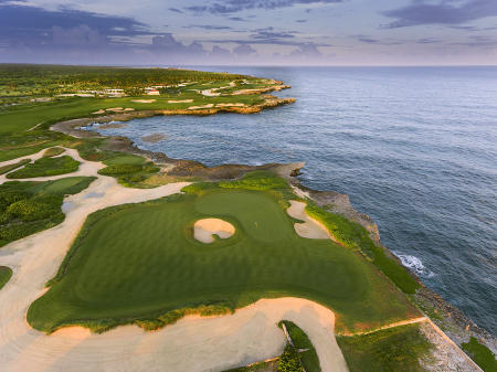 Corales Golf Club No 17 Punta Cana Dominican Republic