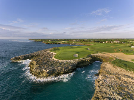 Corales Golf Club No 9 Punta Cana Dominican Republic