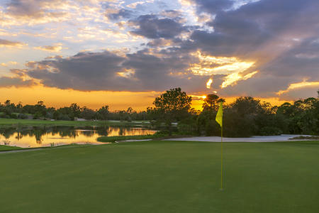 Jupiter Hills Club No 15 Hills Course Tequesta, FL.