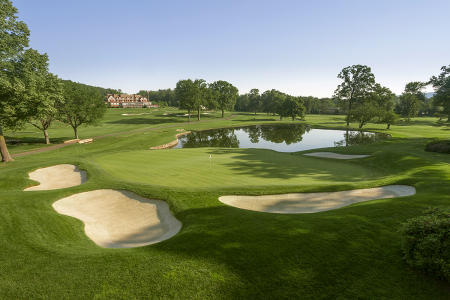 Baltusrol Golf Club No 4 Lower Course Springfield, NJ