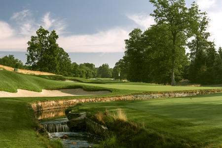 Quaker Ridge Golf Club No 11 Scarsdale, NY