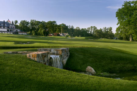 Baltusrol Golf Club No 18 Lower Course Springfield, NJ