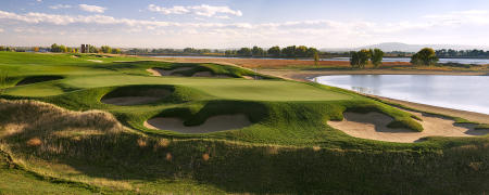 TPC Colorado No 16, Berthoud, CO.
