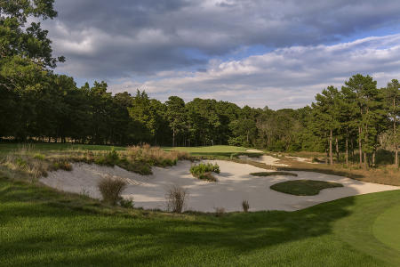 Galloway National Golf Club No 18, Galloway, NJ