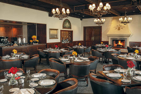 Wilshire Country Club Grill Room,Los Angeles,CA.